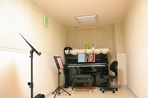 改造好的练琴房