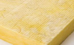 防火隔音玻璃棉板的制造方法